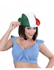 Italiaanse supporter hoed