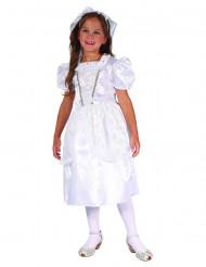Bruid kostuum voor meisjes