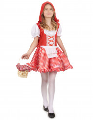 Roodkapje sprookjes outfit voor meisjes