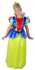Sneeuwprinses kostuum voor meisjes