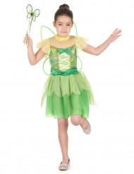 Groene feeën kostuum voor meisjes