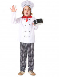 Big chef kok kostuum voor kinderen