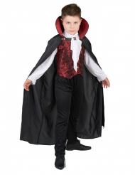 Verkleedkostuum vampier voor jongens Halloween kleren