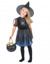 Spinnen heksen kostuum voor meisjes