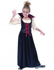 Bloederig vampierskostuum voor meisjes