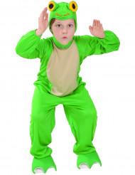 Verkleedkostuum kikker voor kinderen