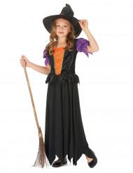 Lang heksenkostuum voor meisjes