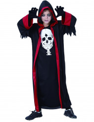 Verkleedkostuum meester van de grafkelder voor jongens Halloween kostuum
