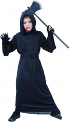Verkleedkostuum Magere Hein voor jongens Halloween pak