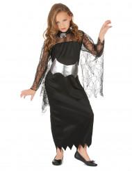 Verkleedkostuum koningin spin voor meisjes Halloween outfit