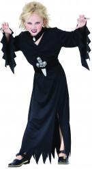 Verkleedkosuum zuster der duister voor meisjes Halloween pak