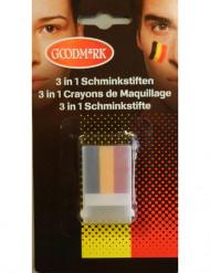 Belgische schmink setje voor supporters