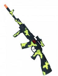 Militairen geweer