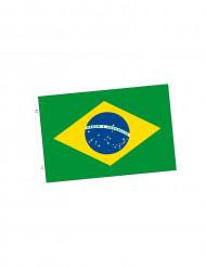 Braziliaanse supportersvlag 150 x 90 cm