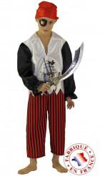 Piraten kostuum voor jongens