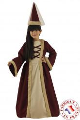 Middeleeuwse Dames outfit voor meisjes