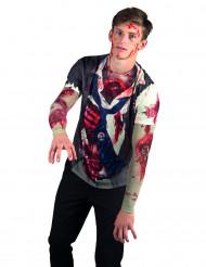Zombie shirt voor volwassen