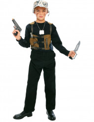 Militairen soldaat kostuum voor jongens