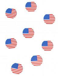 USA confetti