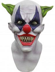 Realistisch clownsmasker voor volwassenen