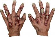 Zombie handen voor volwassenen Halloween