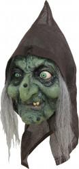 3/4 Oude heks masker voor Halloween