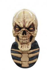 Integraal Hallowen glimlachend skelet masker