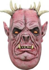 Halloween masker van demonische man
