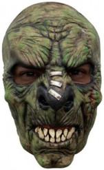 3/4 Masker eng groen monster