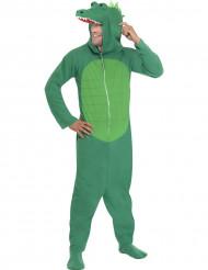 Krokodil kostuum voor volwassenen