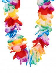 Luxe multikleurige Hawaii ketting