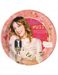 8 borden Violetta Passion™ 23 cm