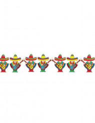 Mexicaanse muzikanten slinger