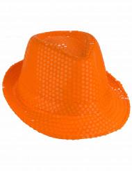 Popstar spangles glitter hoed