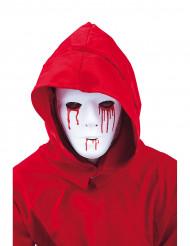 Bloederige tranen masker voor volwassenen