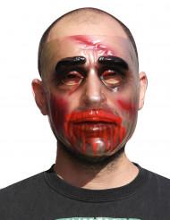 Doorschijnend masker voor heren Halloween
