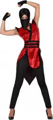 Ninja kostuum voor dames