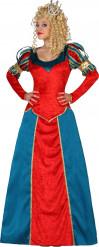 Middeleeuws prinsessen outfit voor dames
