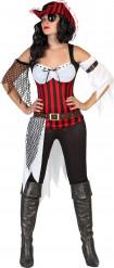 Piraten pak voor vrouwen