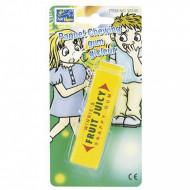 Waterspuit kauwgom pakje