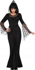 Halloween heksen kostuum voor dames