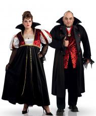 Vampier kostuum voor koppels