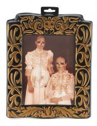 Lensvormig kader kinderen Halloween