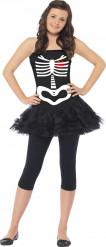 Skelet kostuum voor tieners