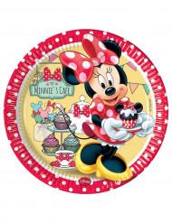 Set van Minnie's Cafe™ borden