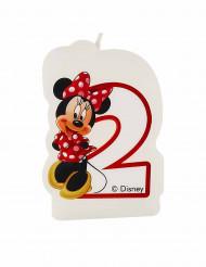 Verjaardagskaars 2 jaar Minnie™