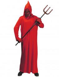 Rode duivel Halloween kostuum voor jongens