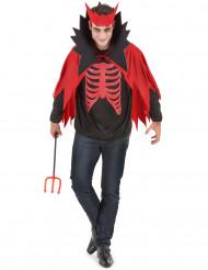Halloween outfit Rode Duivel voor heren