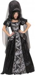 Halloween barok vampier kostuum voor vrouwen