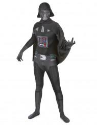 Darth Vader™second skin kostuum voor volwassenen
